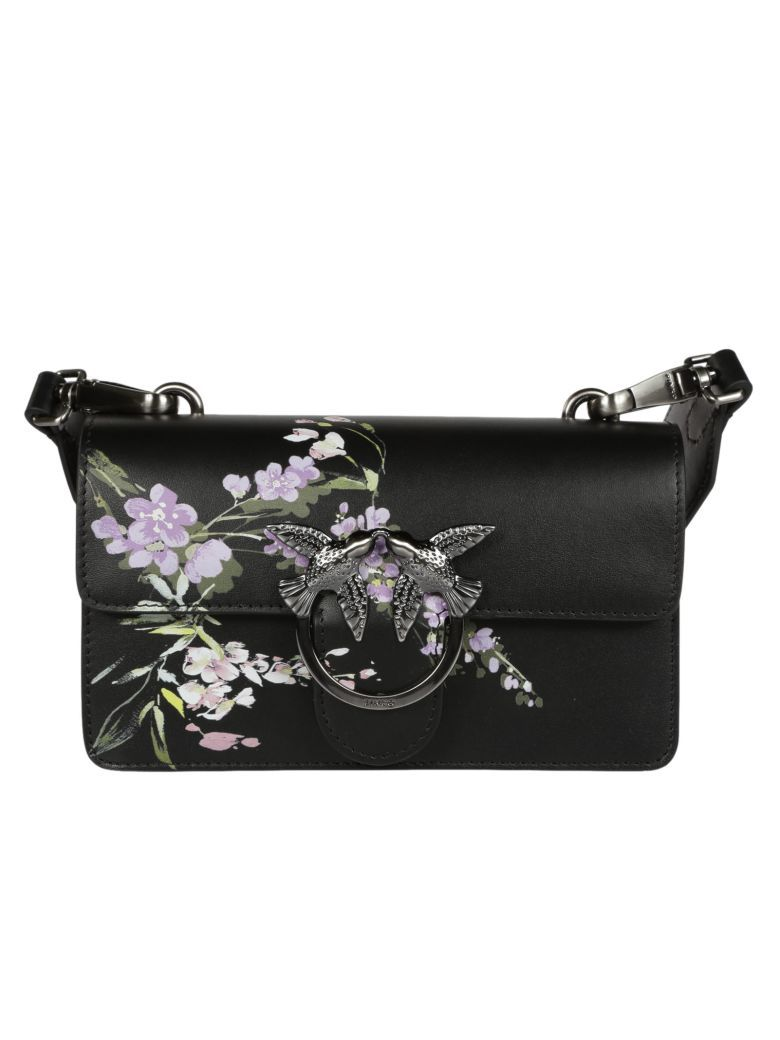 58b998875b9ac PINKO Pinko Mini Love Print Floral Shoulder Bag.  pinko  bags  shoulder bags