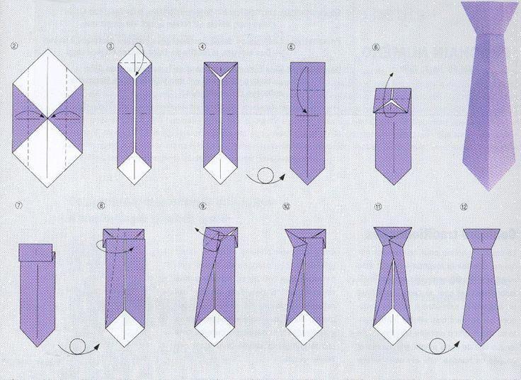 спины оригами из бумаги пиджак открытка создания объемных