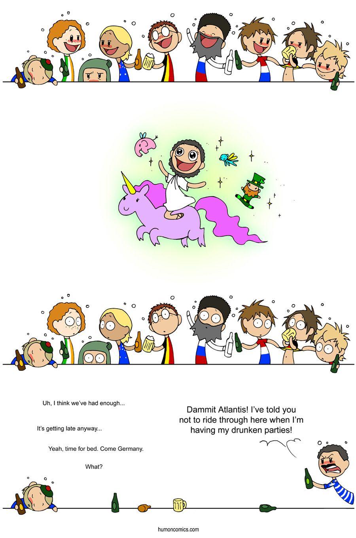 Scandinavia And The World Satw Comic Scandinavia Funny