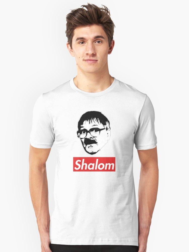 Jim Friday Night Dinner Shalom Jackie T Shirt  6a49724b3