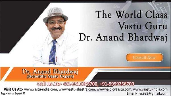 Who is a good vastu consultant in India? - Quora