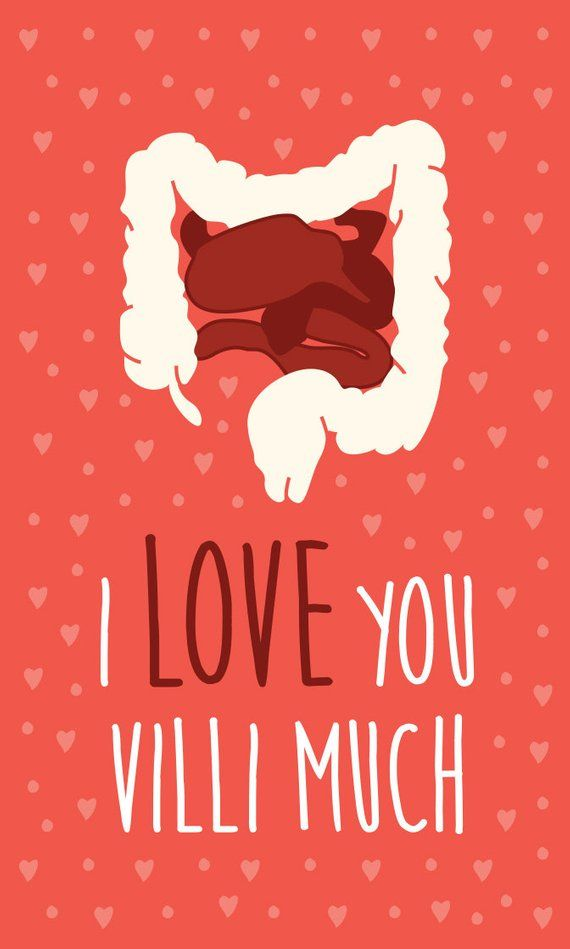 Funny Valentines Day Card Medical Themed Download I Love You