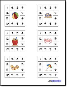 Free Printable Behavior Punch Card Templates | school ideas ...