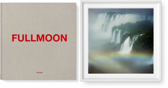 Darren Almond. Fullmoon. Art Edition 'Moonbow' (Limited Edition)