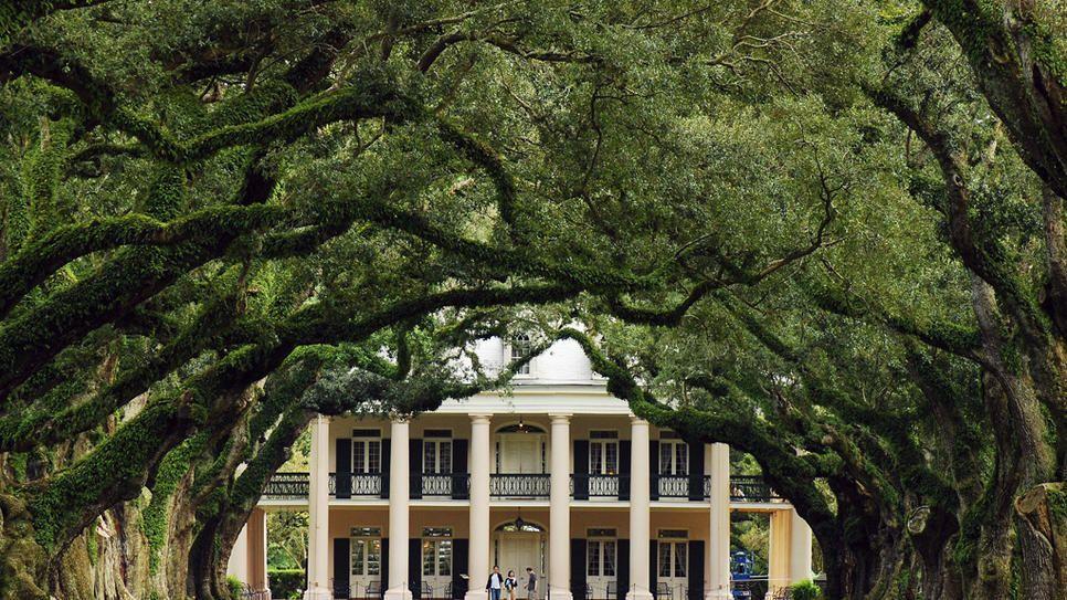 Oak Alley Plantation, Vacherie, Louisiana Daily Escapes