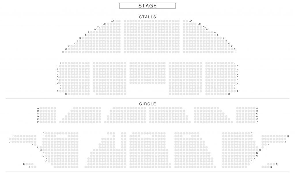 The Elegant As Well As Beautiful Empire Theatre Seating Plan Di 2020