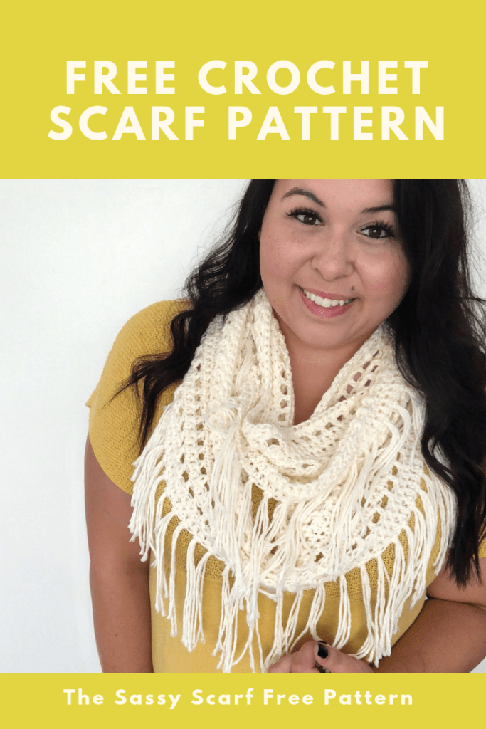 Free Crochet Scarf Pattern Online Sellers And Bloggers Pinterest