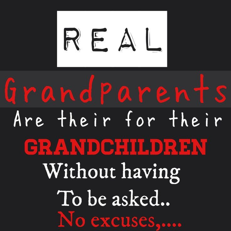 Grandparents could be deadbeats ...!!: | Law quotes, Family ...