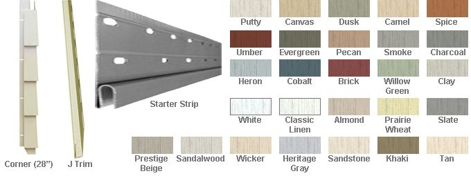 Perfection Shingle Accessories
