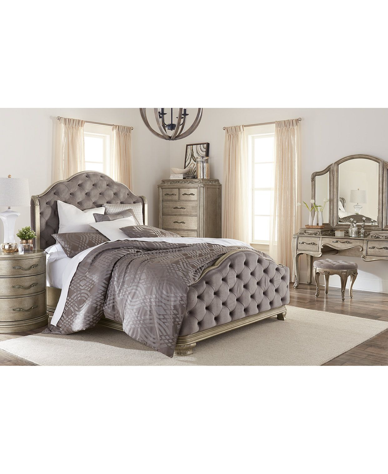 Furniture Zarina Bedroom Collection Reviews Macy S Collections