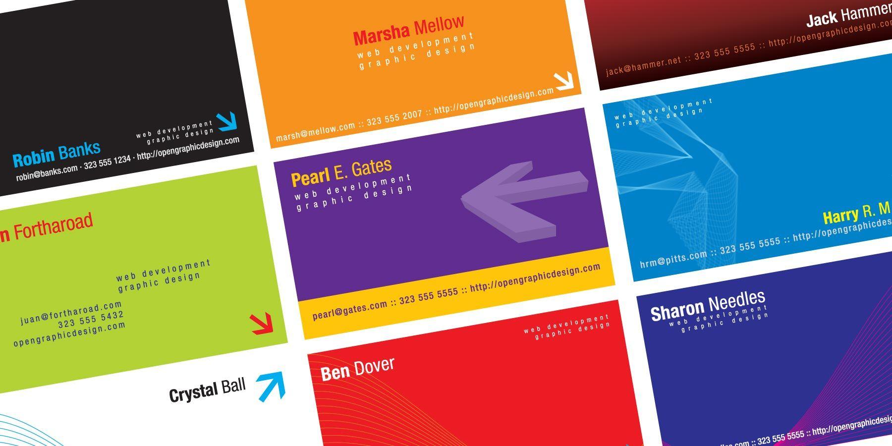 Erstellen Drucken Visitenkarten Online Gratis Erstellen