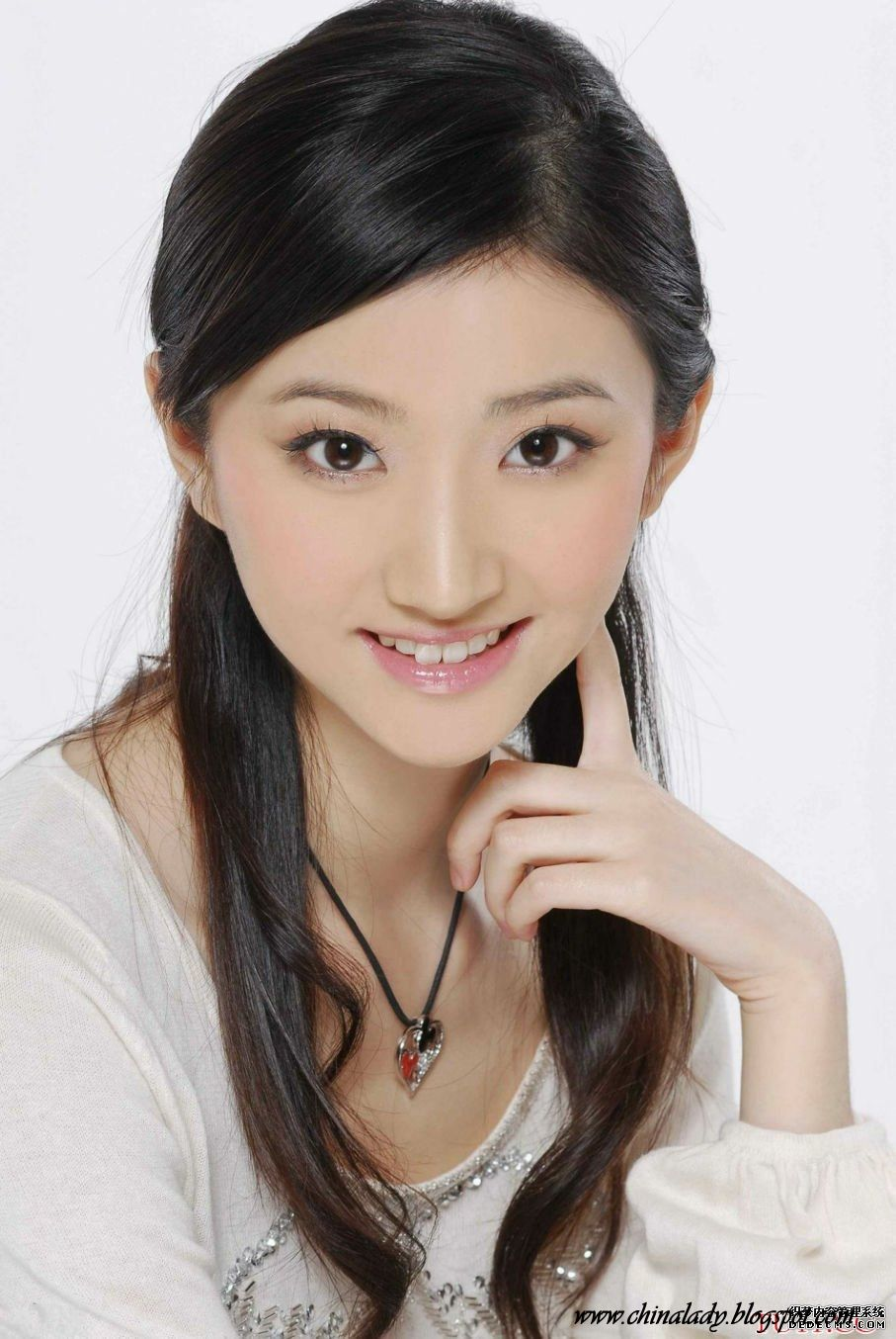 Jing Tian Cute Chinese Girls Part2