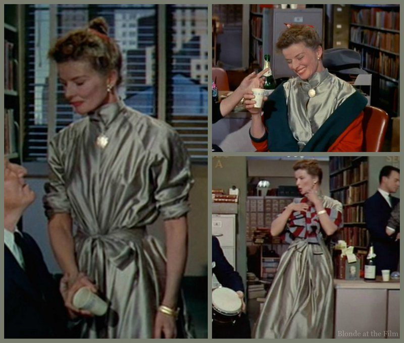 Desk Set 1957 Katherine Hepburn Classic Hollywood Movie Stars Katharine Hepburn