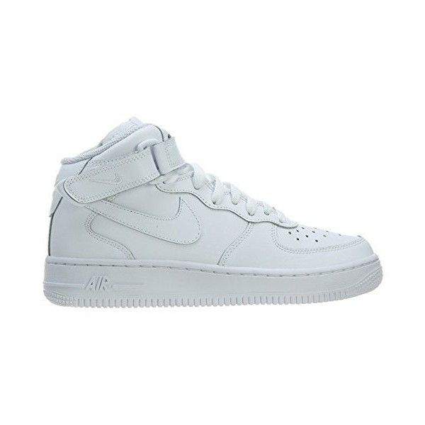 Nike Air Force 1 Mid (GS) Boys Basketball Shoes 314195 113