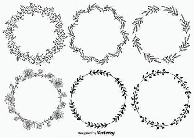 Como Criar Monogramas Lindos Para Sua Festa Vetores Free