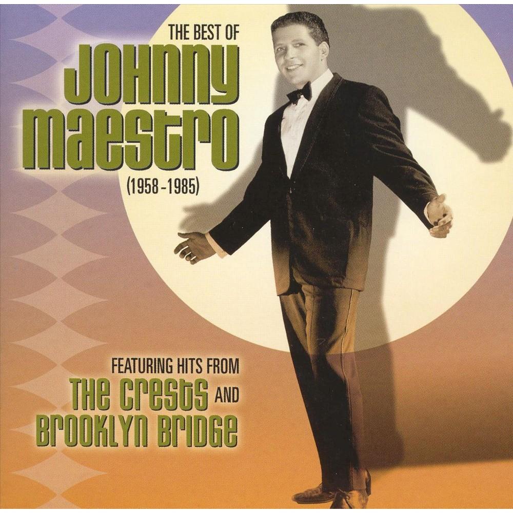 Johnny Maestro - The Best of Johnny Maestro: 1958-1985 (CD)