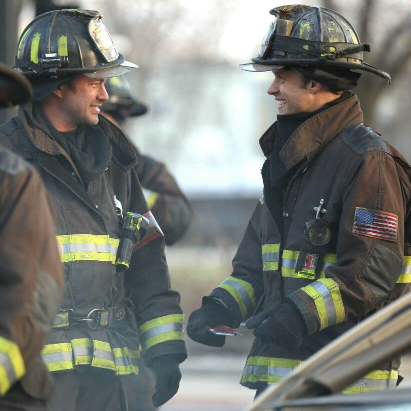 Chicago Fire #chicagofire #firehouse51