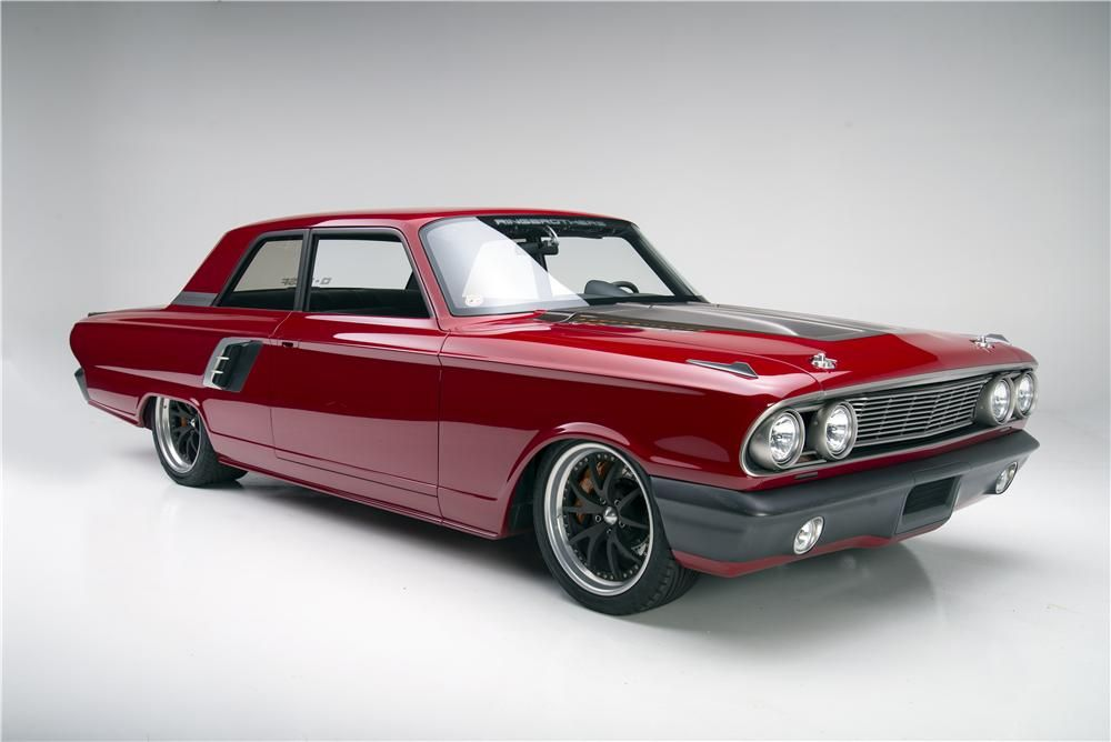 1964 FORD FAIRLANE 500 CUSTOM AFTERBURNER