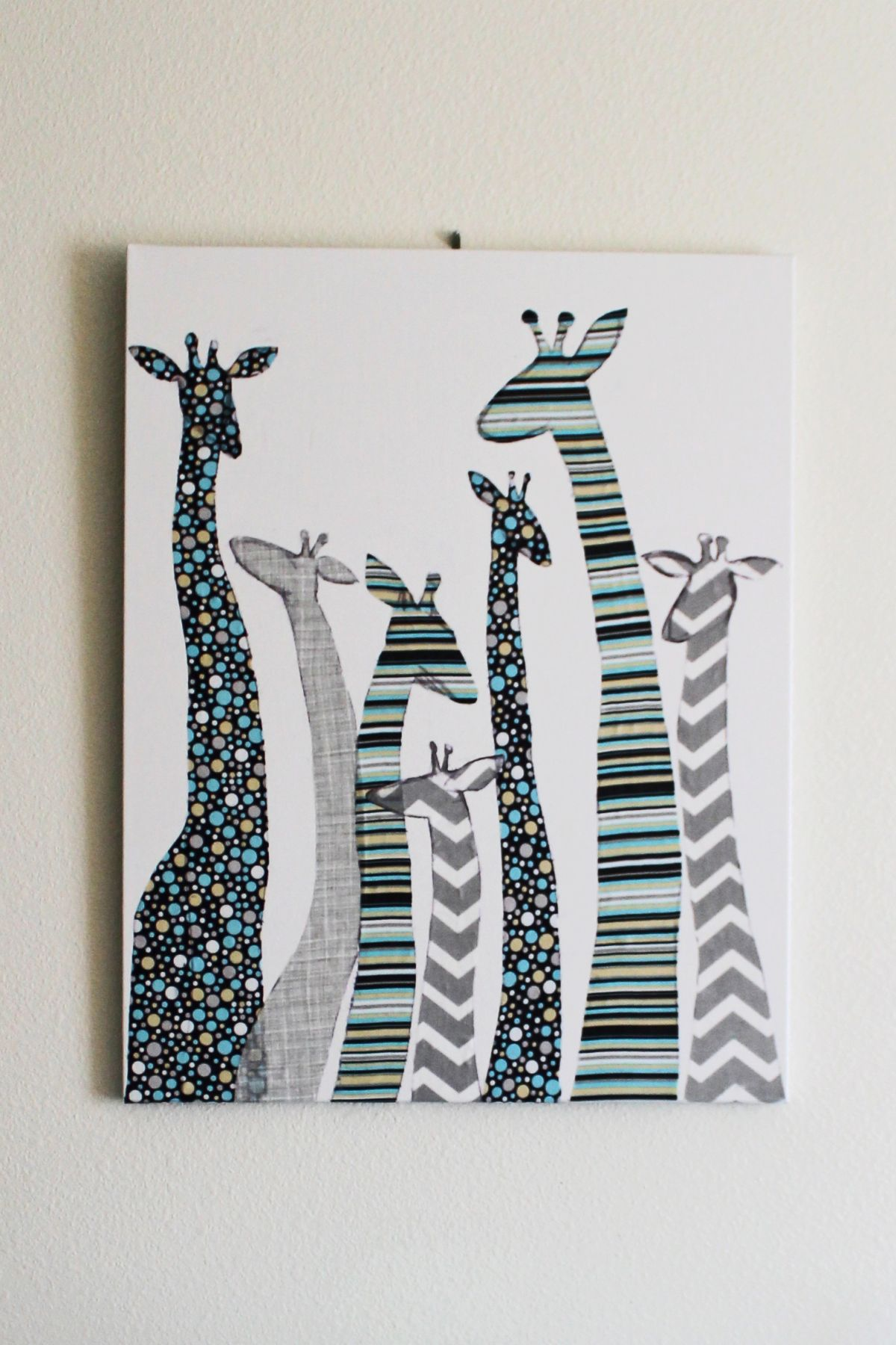 Diy Canvas Painting Ideas For Baby Room