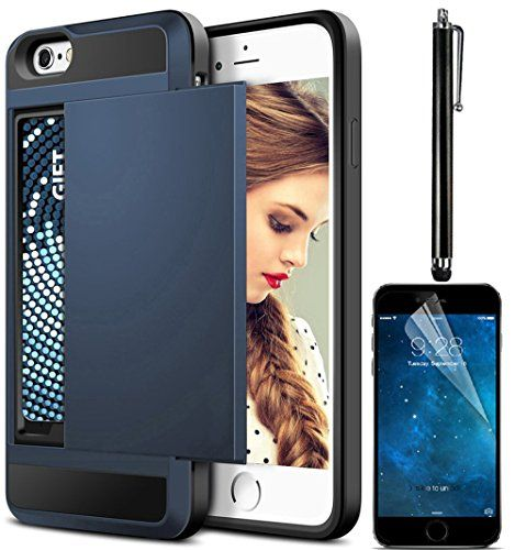 coque iphone 6 compartiment