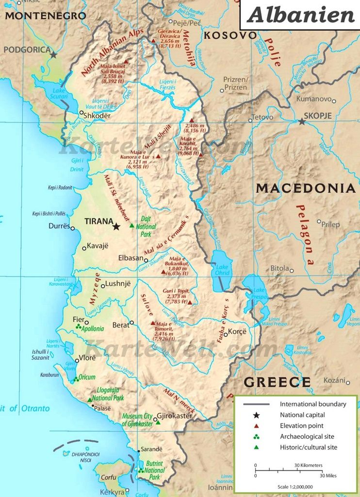 Pin Von Khalid Zakarneh Auf Mix In 2020 Landkarte Albanien Karten