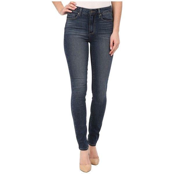 PAIGE Womens Hoxton Ultra-Skinny Jean