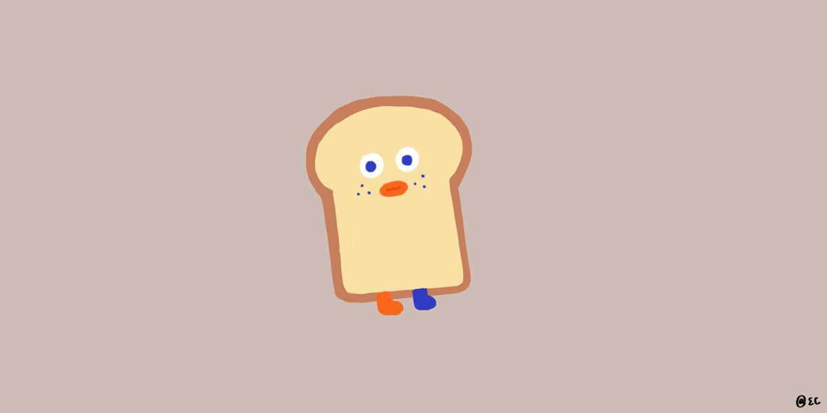 Mr Toast Cute Desktop Wallpaper Download Cute Wallpapers Best Quotes Wallpapers