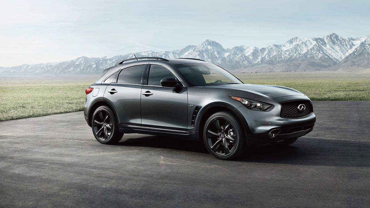 2021 Infiniti QX70 What We Know and What to Expect