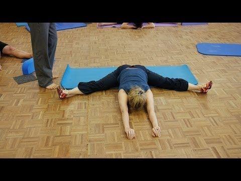 "stretch therapy for gymnastics strength training ""gst"