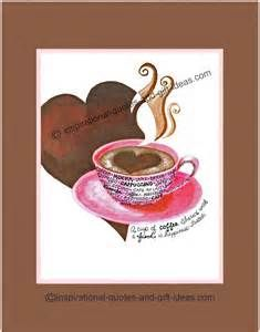 Coffee Quotes For Friendship