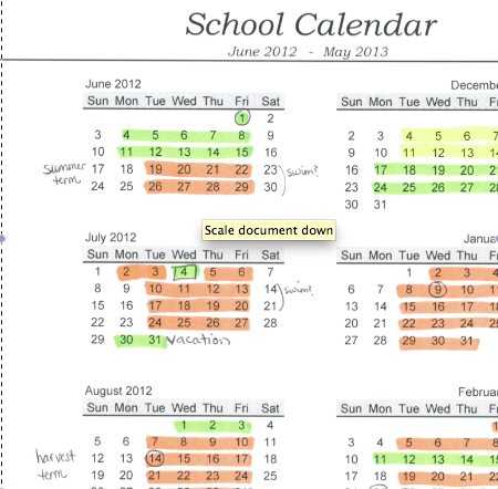 A YearRound Homeschool Schedule  Homeschool Rounding And School
