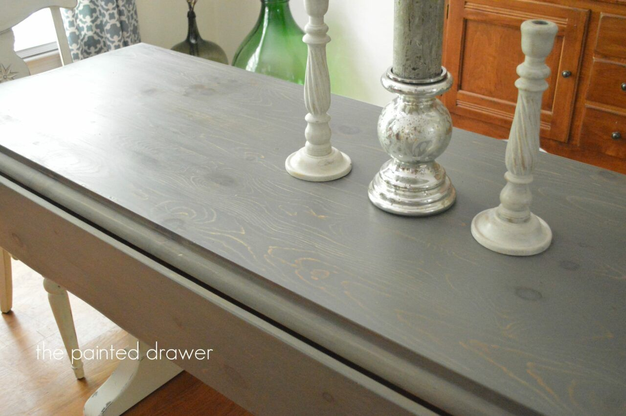 How To Tuesday Gray Wood Stain Options Staining Wood Grey