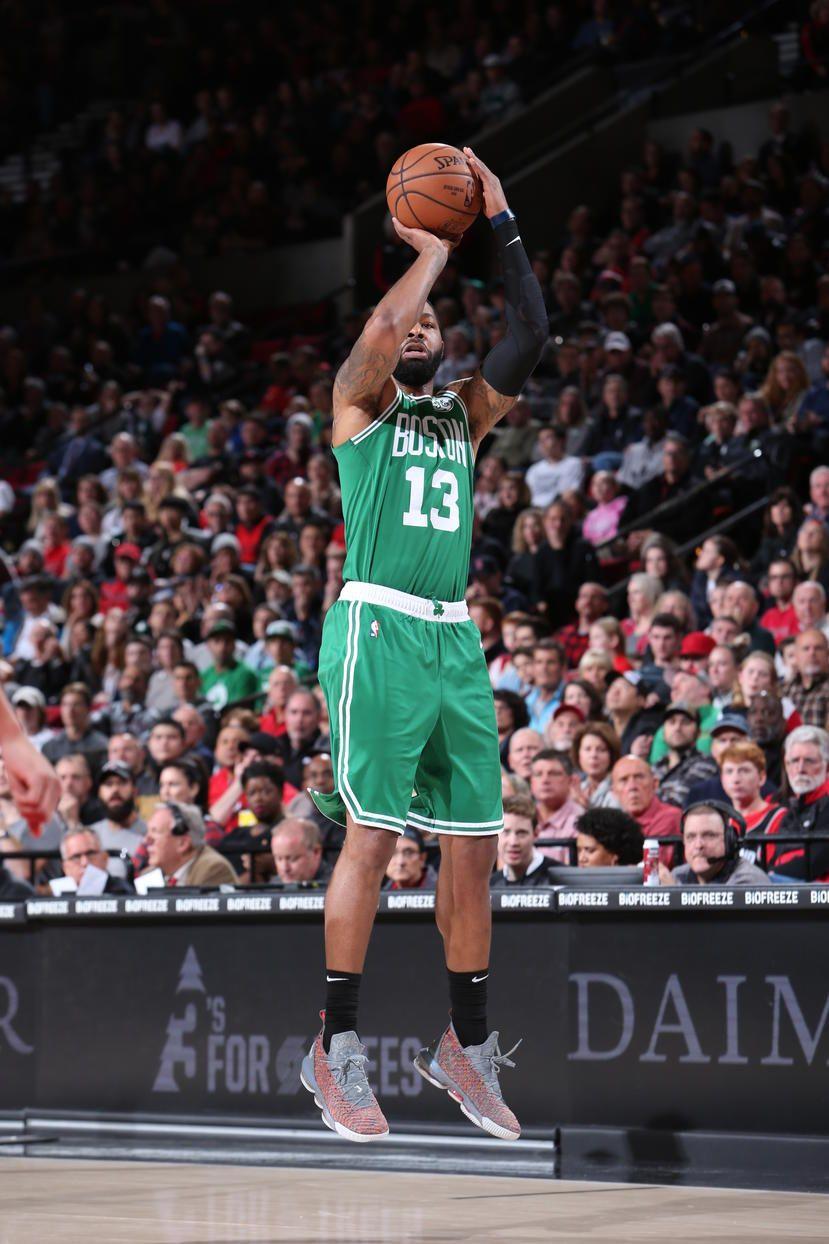 Photos Celtics Vs Trail Blazers Nov 11 2018 Boston Celtics Trail Blazers Boston Celtics Celtic