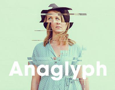 """Consulta este proyecto @Behance: """"Anaglyph - Glitch Photo FX"""" https://www.behance.net/gallery/35994459/Anaglyph-Glitch-Photo-FX"""