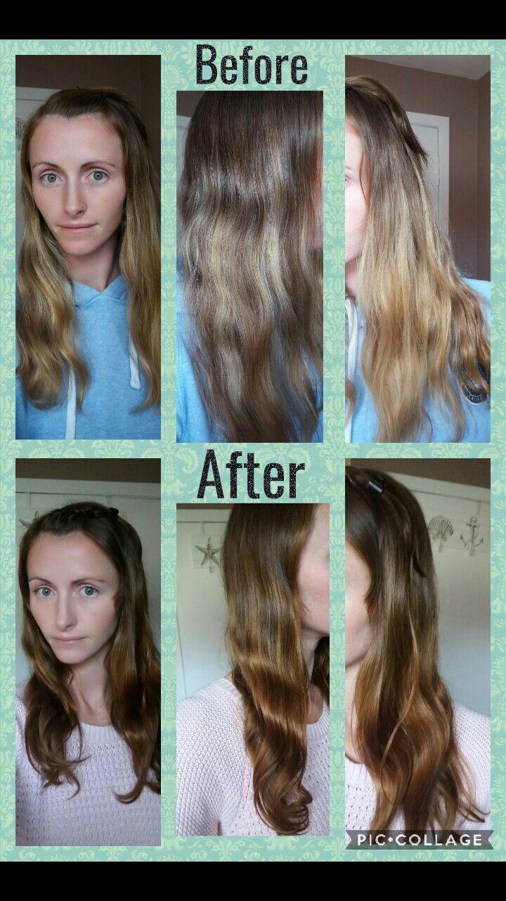 Braune henna fur haare