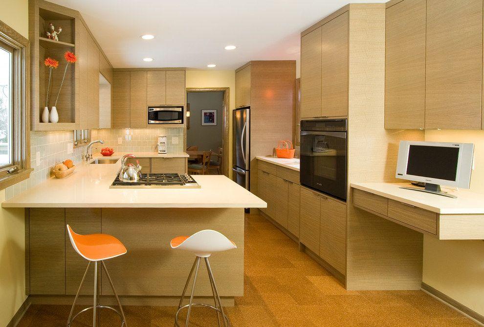 Smart Tipps Für Die Futuristische Küche Konzept, Dass Passt Für Kleine  Layout Küchen Auch Sie Sind Mit Einer Kleinen Küche, Die Sie Immer Anwenden  Können, ...