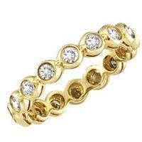 Diamantring / Diamantarmband / Diamantschmuck: Memoire Diamant-Ringe