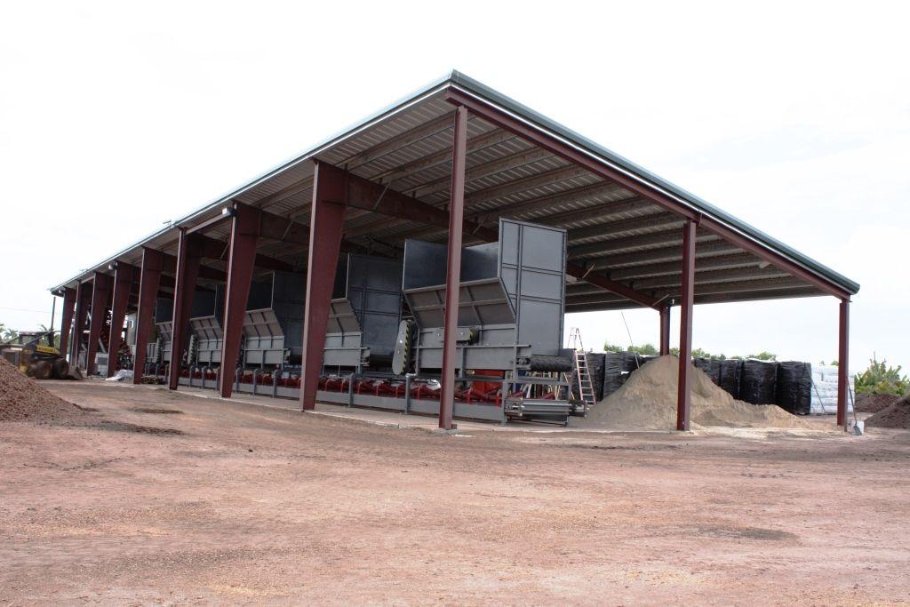 Custom Single Slope Steel Buildings Metal shop houses