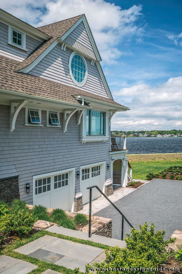 Waterfront Home In Rhode Island Architecture By A Tesa