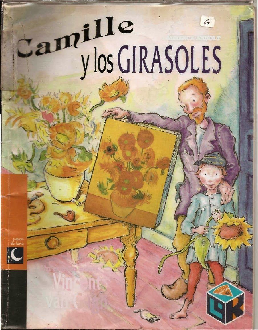 Maestra de Primaria: Camille y los girasoles. Cuento. Vincent Van ...