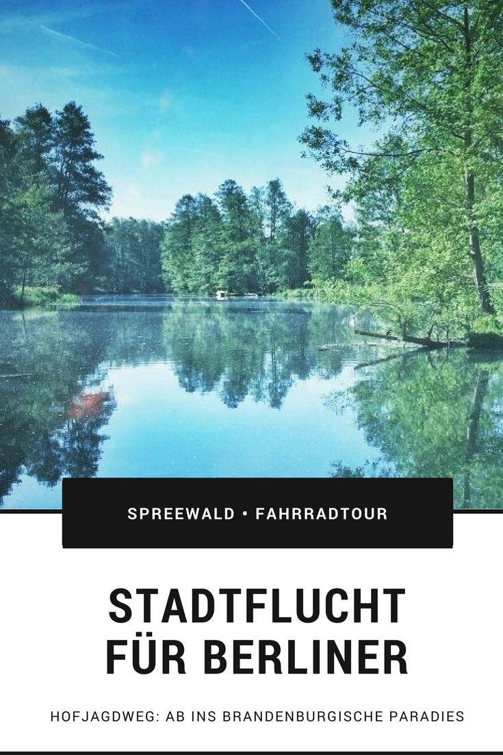 Spreewald Radtour Stadtflucht Fur Berliner Spreewald