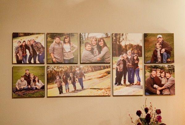 100 fotocollagen erstellen fotos auf leinwand selber machen deko pinterest fotocollage. Black Bedroom Furniture Sets. Home Design Ideas