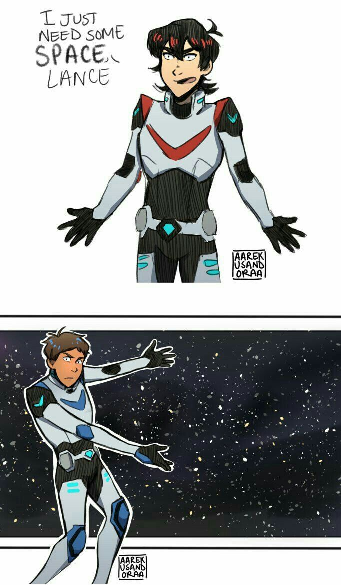 Throughout the Universe - Voltron Paladins X Reader
