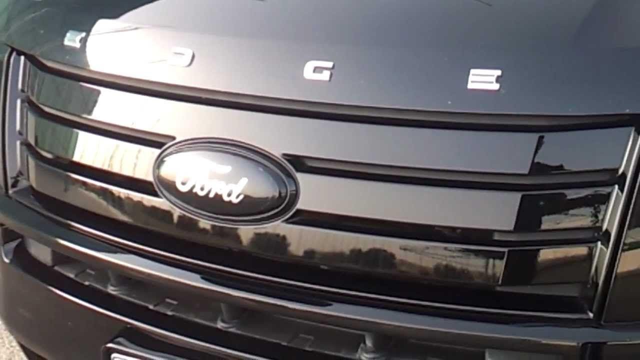 Ford Edge Phase Ii 2008 فورد إدج Youtube Ford Edge Ford Edge