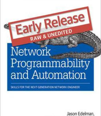 Network Programmability And Automation: Skills For The Next-Generation Network Engineer PDF