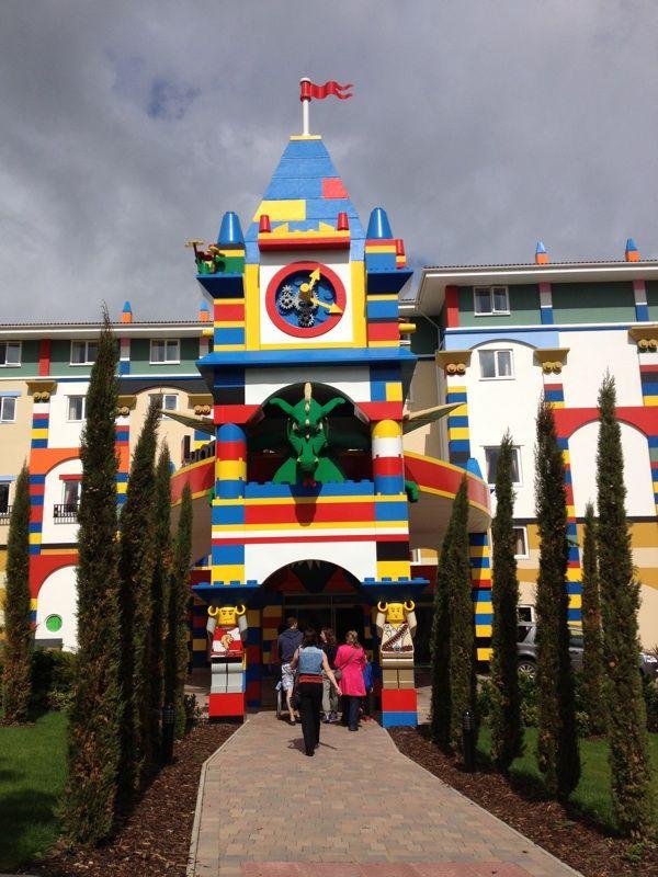 Legoland Kansas City Weekend Resort Hotel
