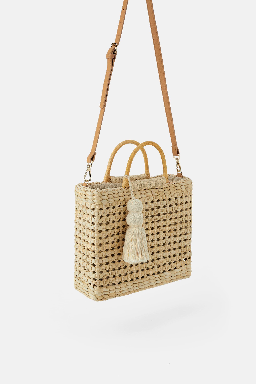 Wooden Handles Beige Tote Bag With En Bolso 2019Handbags VUzGqpSM