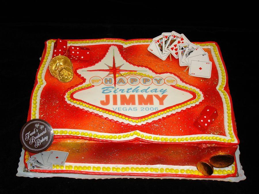 Las Vegas Stardust Cake Lasvegascake Cakedesign