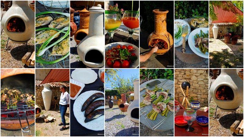 recettes brasero mexicain plats saveurs de nana brasero mexicain brasero et barbecue. Black Bedroom Furniture Sets. Home Design Ideas
