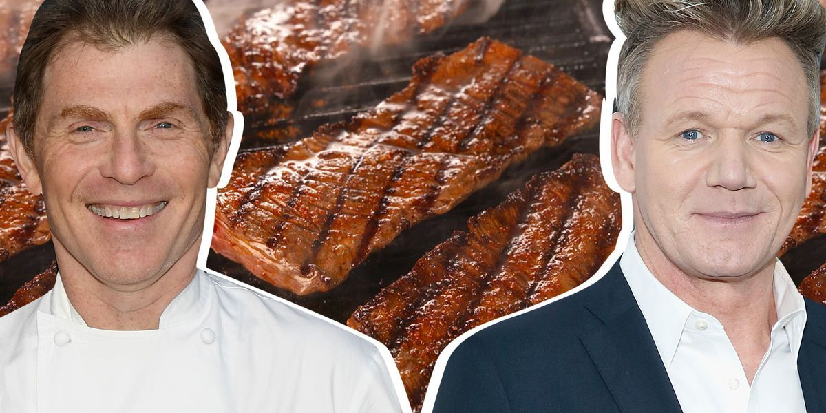 Gordon Ramsay Vs. Bobby Flay Whose Grilled Steak Is